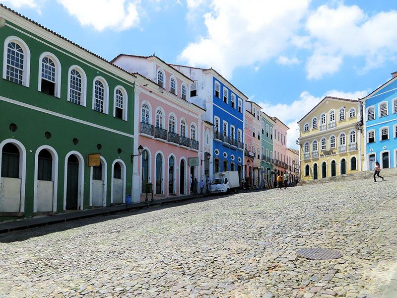 Viagem para Salvador, Bahia