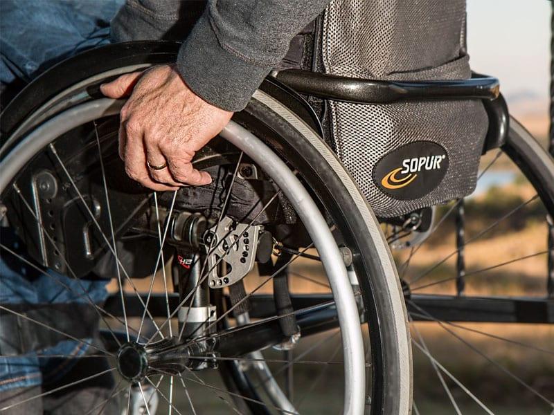 Invalidez em viagem