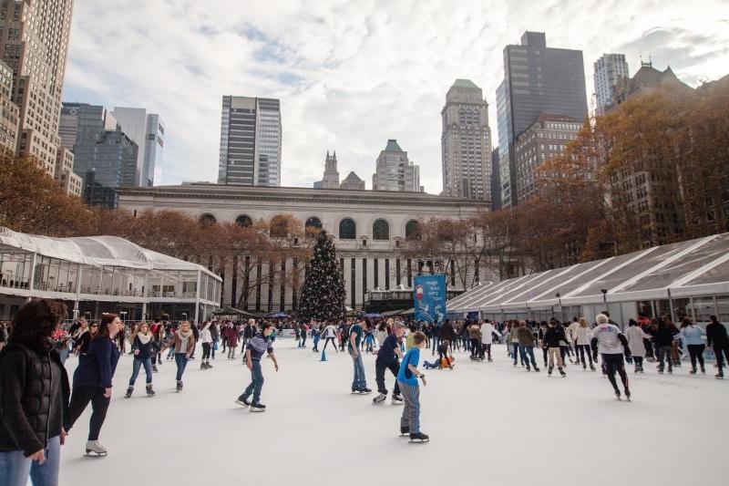 Clima Nova York fevereiro
