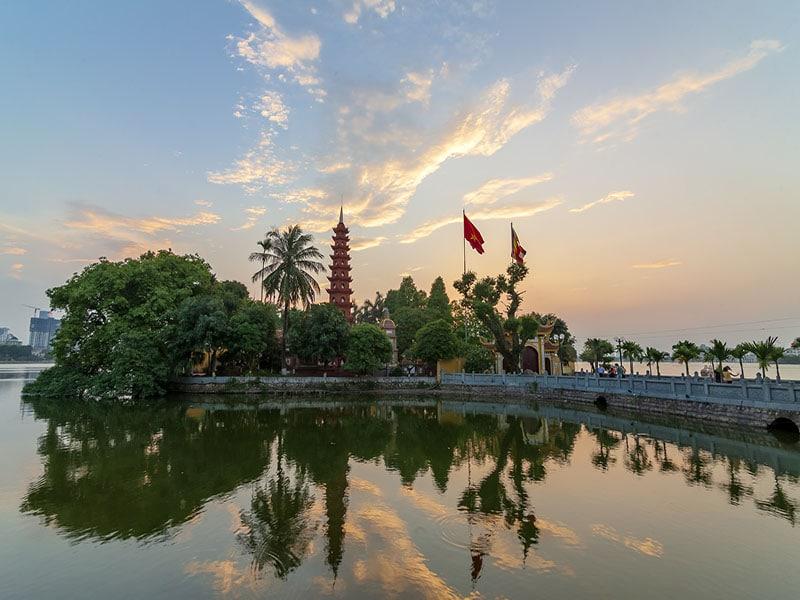Turismo em Hanoi