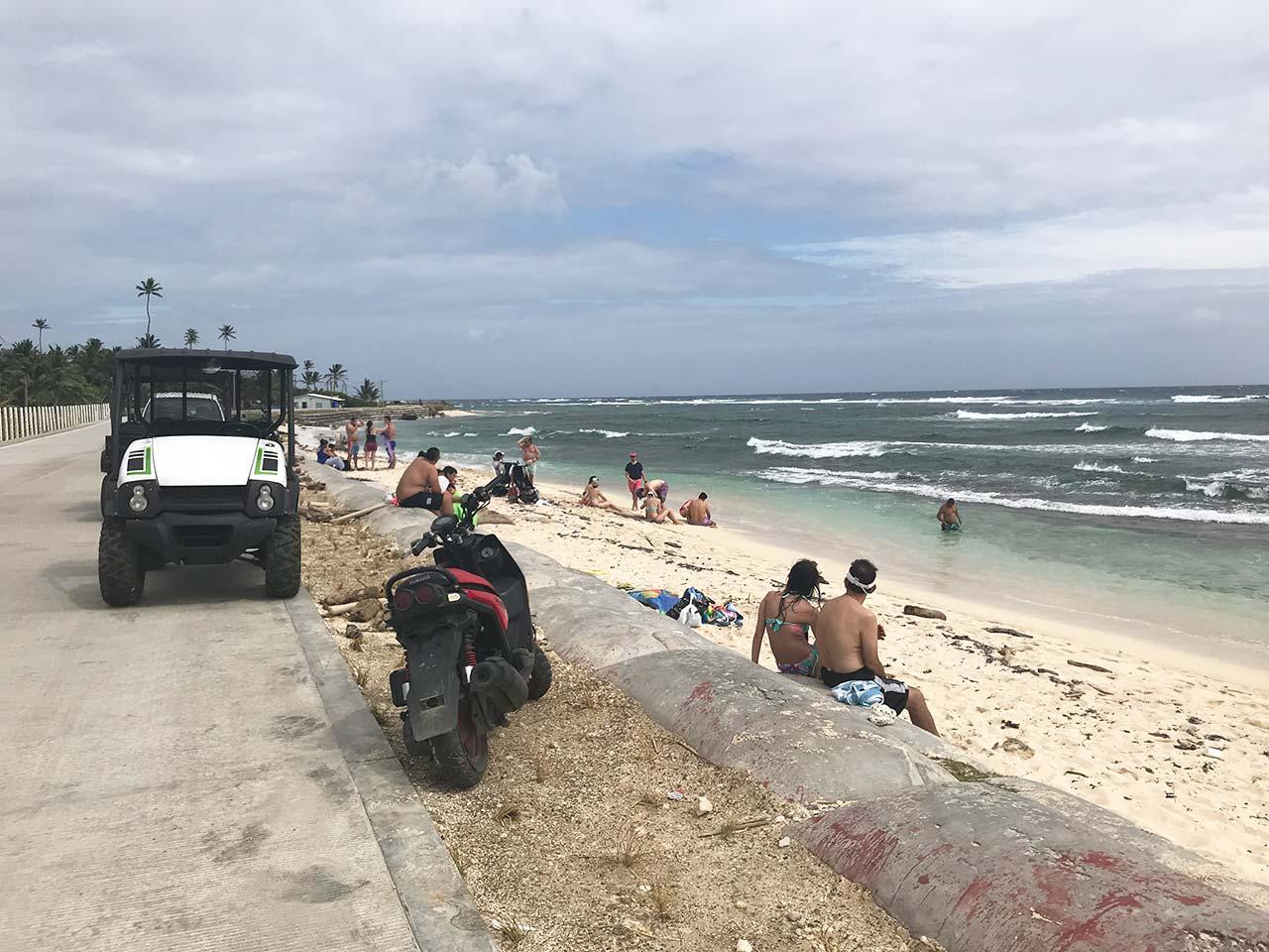 Transporte em San Andrés