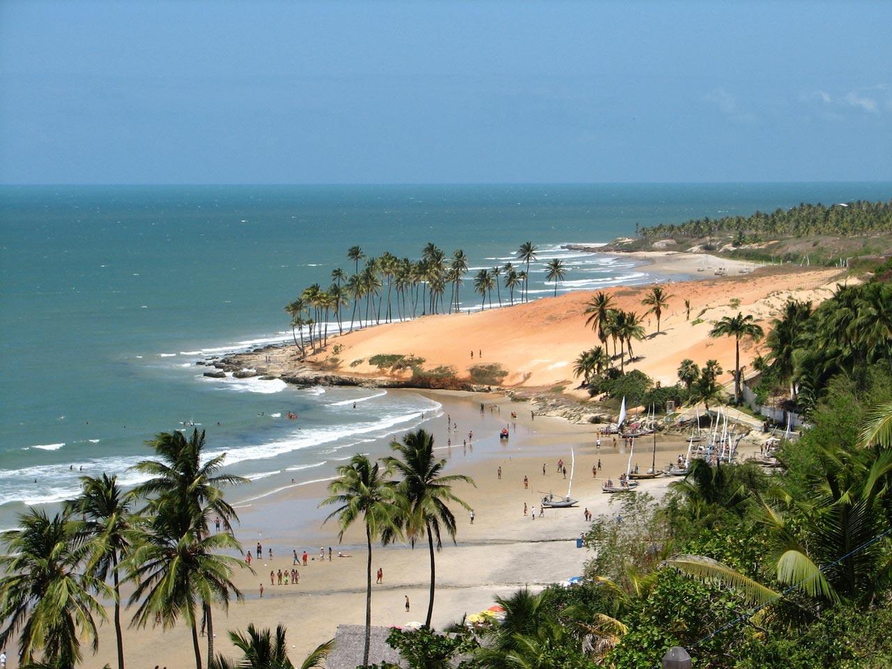 Viajar em janeiro para Fortaleza