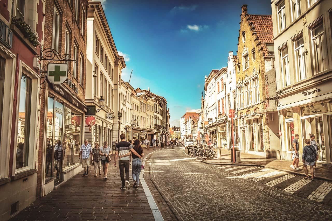 Roteiro em Bruxelas com Bruges
