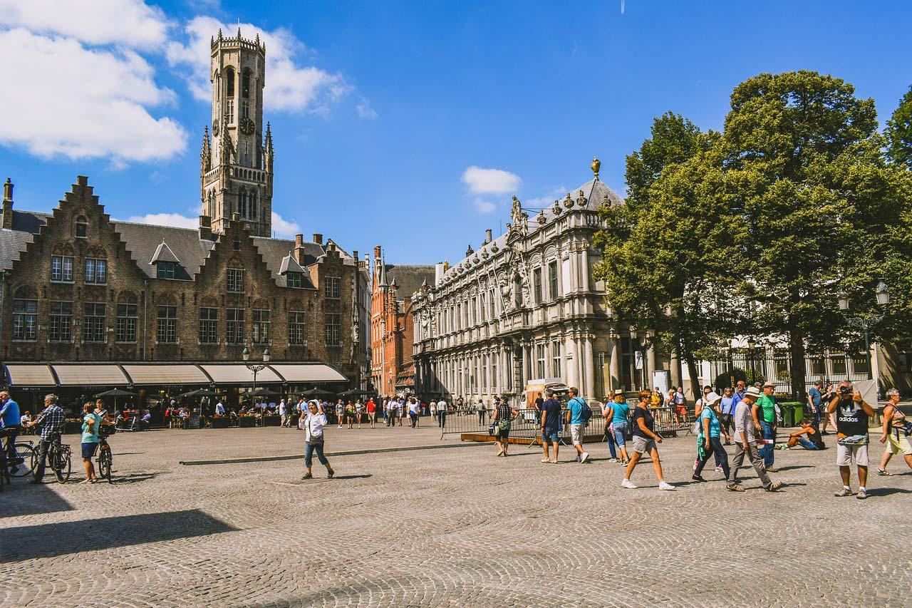 Roteiro pronto para Bruges