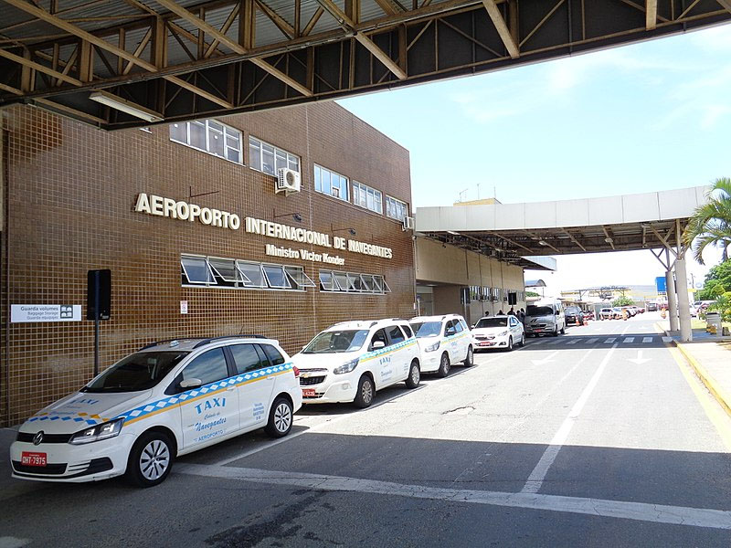 Aeroporto em Santa Catarina próximo a Balneário Camboriu