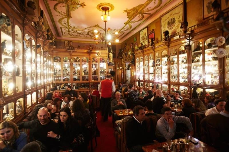 Restaurantes típicos de Lisboa