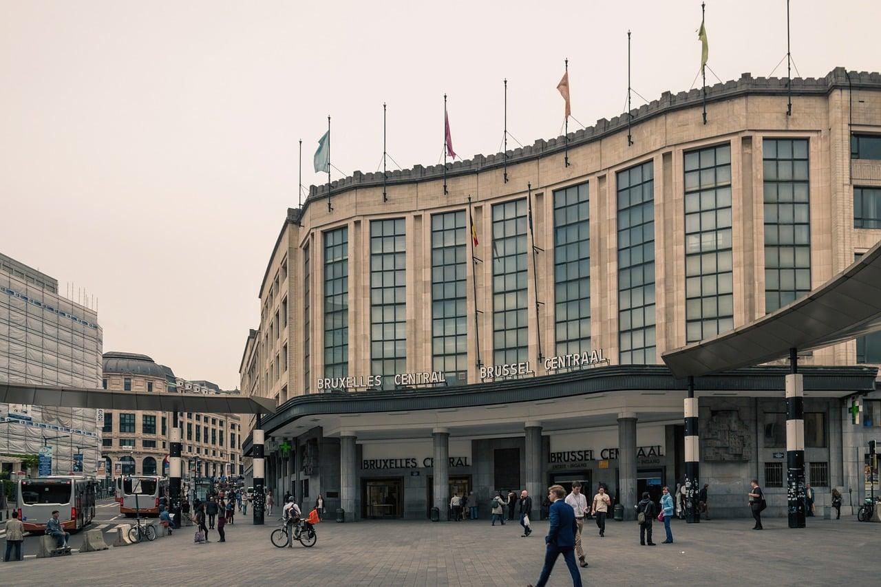 De Bruxelas para Bruges