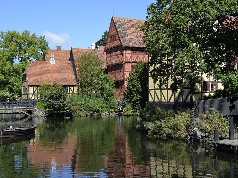 Cidades mais bonitas da Dinamarca