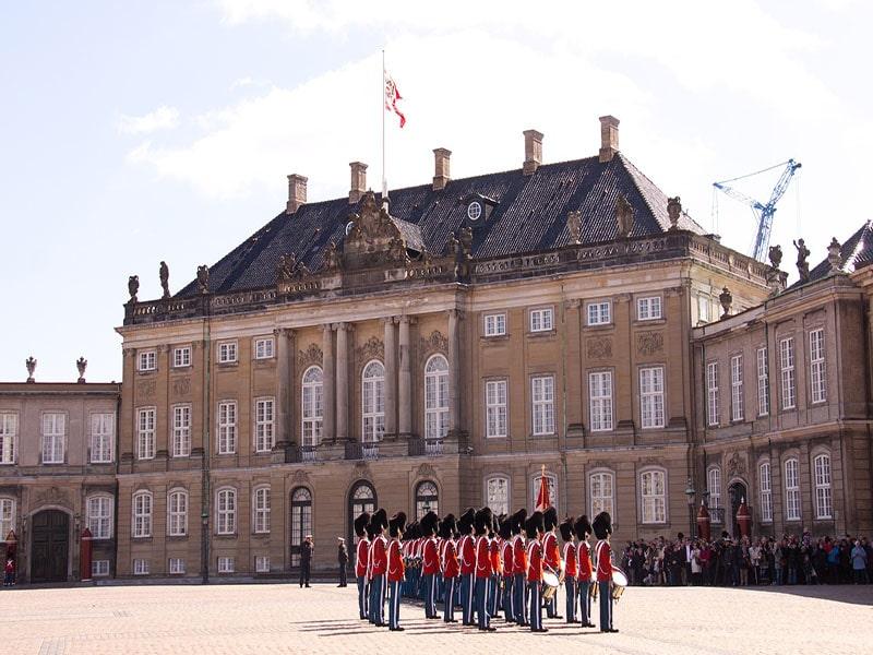 Turismo na Dinamarca