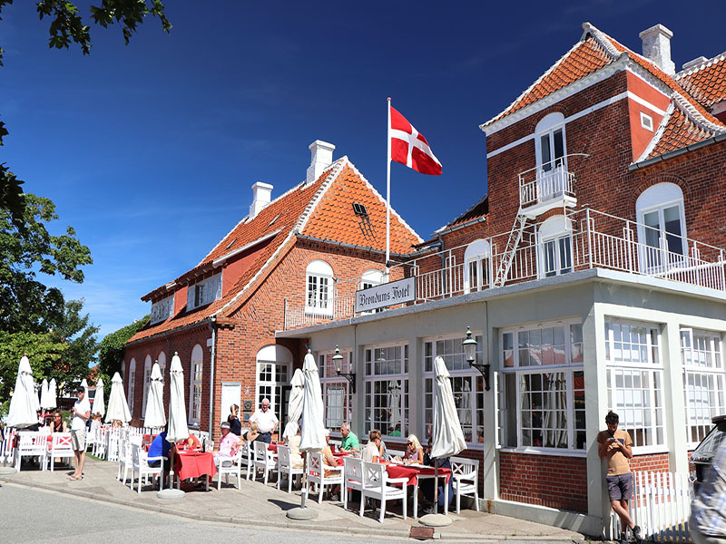 Roteiro Dinamarca