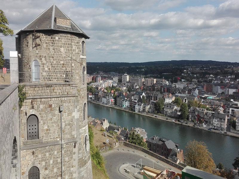 Cidades historicas da Belgica