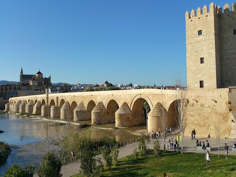 Córdoba no verão na Espanha