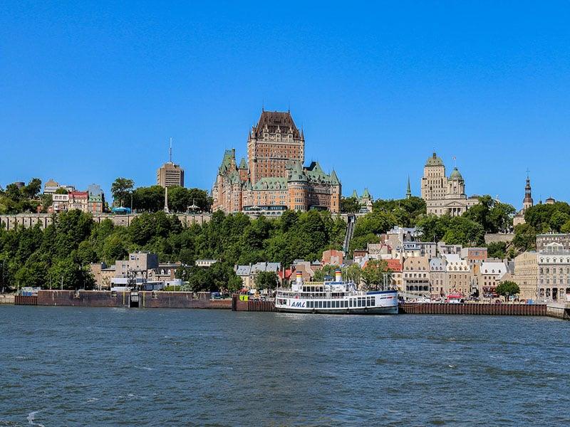Pontos turísticos de Quebec City