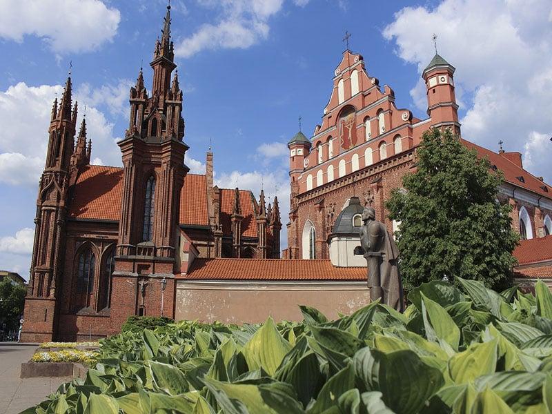 Melhor época para conhecer a Lituânia