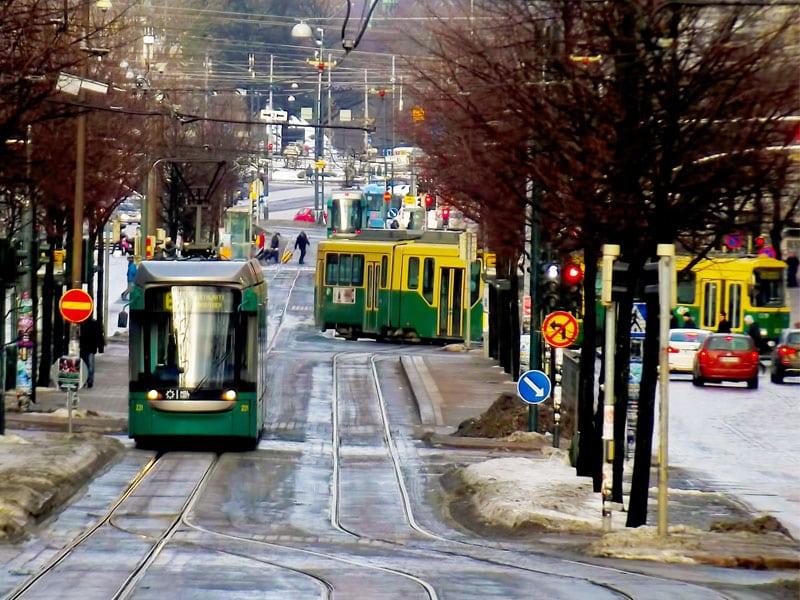 Tudo sobre o transporte em Helsinque