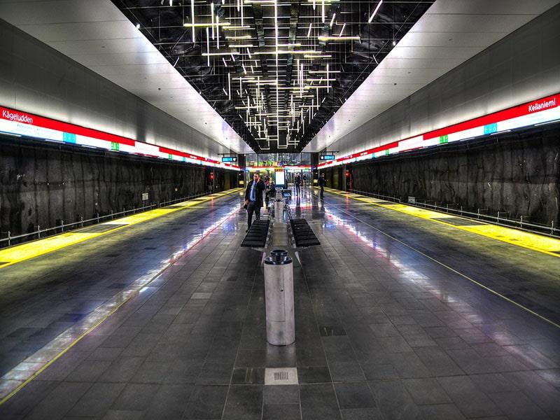 Meios de transporte em Helsinque