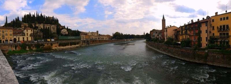 Como se locomover em Verona