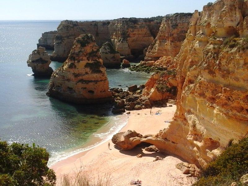 Cidades turísticas do Algarve