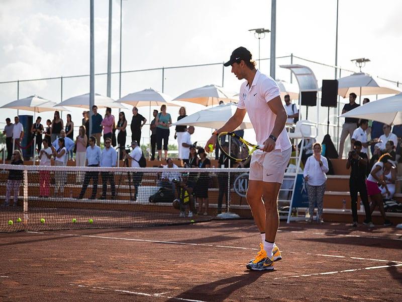 Programas de tênis em Costa Mujeres