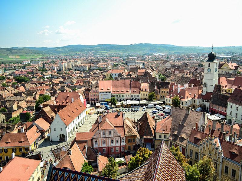 Roteiro de viagem na Romênia
