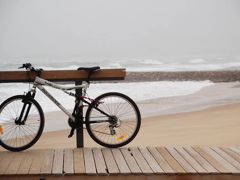 Aluguel de bike em Faro
