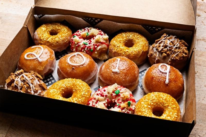 Donuts em Washington