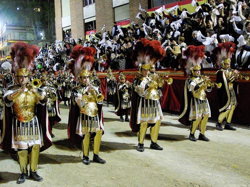 Eventos na Espanha