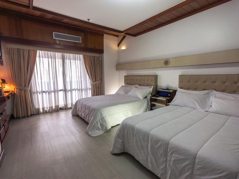 Melhores hotéis cinco estrelas em Salvador