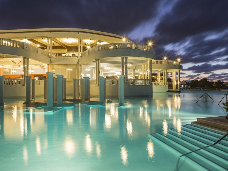 Resort na Jamaica de luxo all inclusive