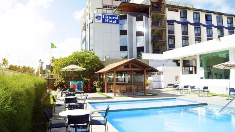 Hotéis finos em João Pessoa