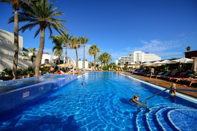 Hotéis para crianças em Tenerife