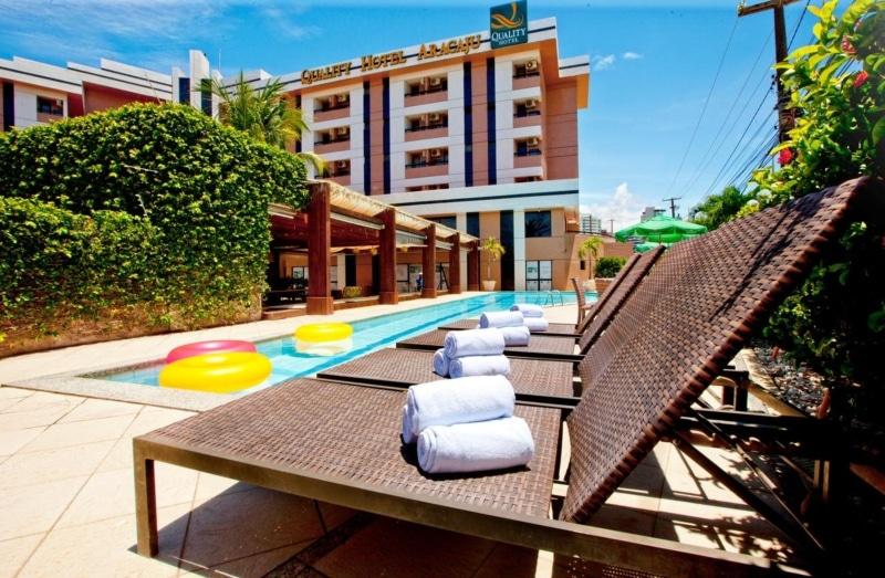 Melhores hotéis em Aracaju
