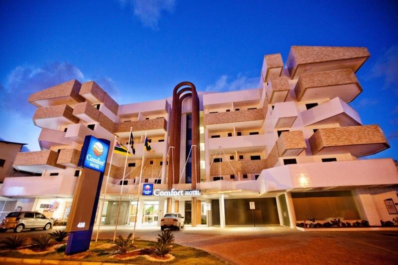 Hotéis confortáveis em Aracaju