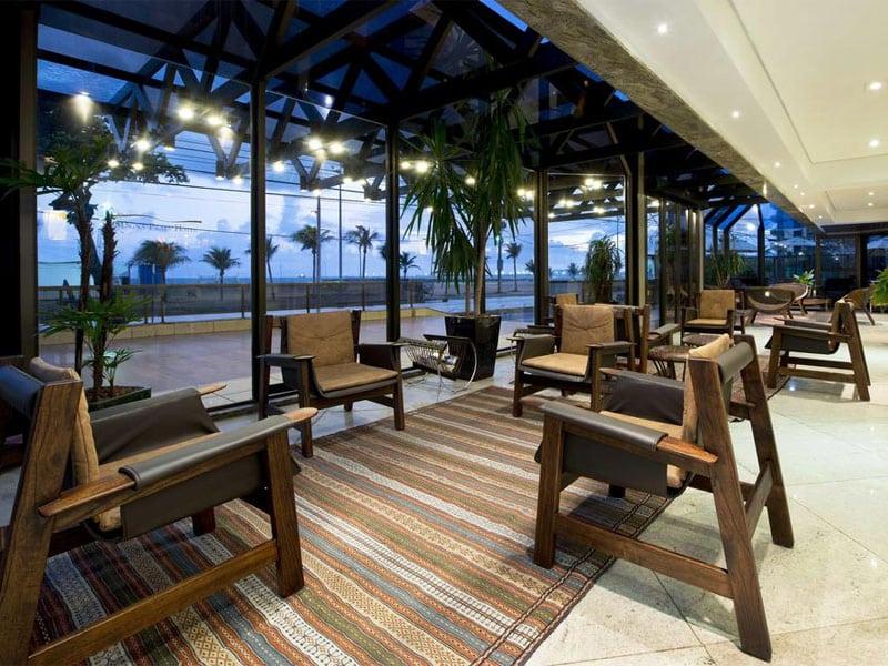 Hotéis em Fortaleza baratos