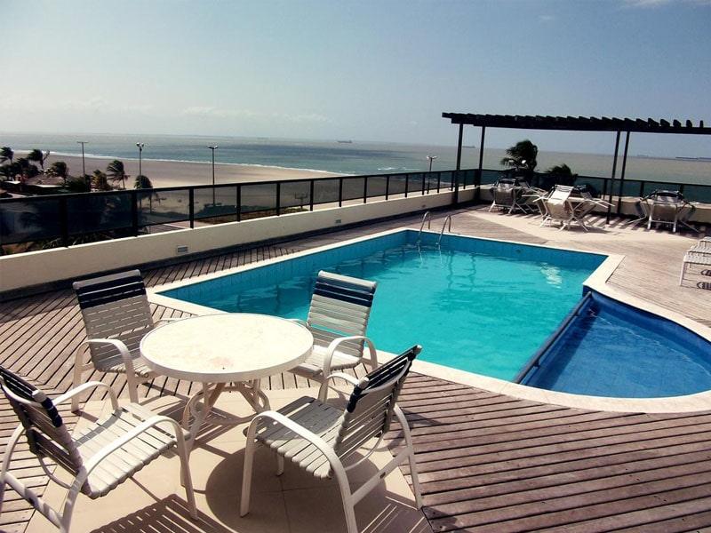 Melhores hotéis em São Luís na litorânea