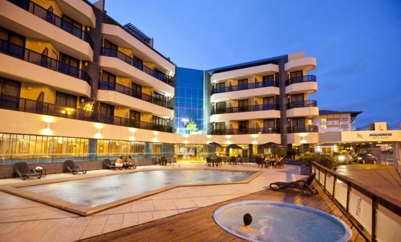 Hotel 4 estrelas em Aracaju