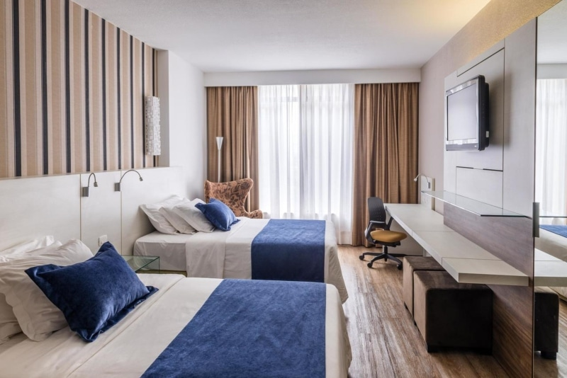 Hotel Curitiba perto da rodoviária