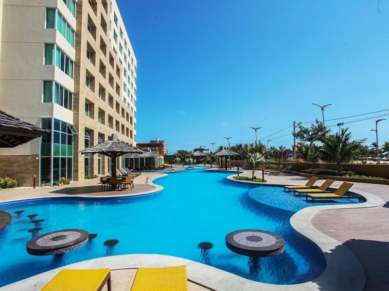 Melhor hotel de Fortaleza à beira-mar