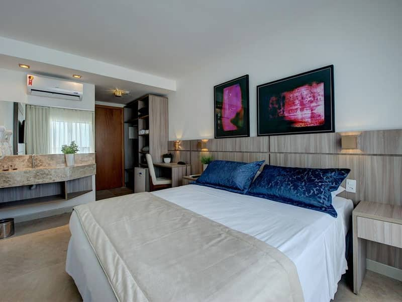 Melhor hotel de Fortaleza no Centro