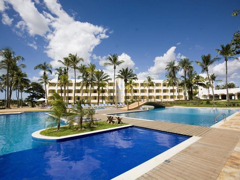 Melhores hotéis em São Luís cinco estrelas