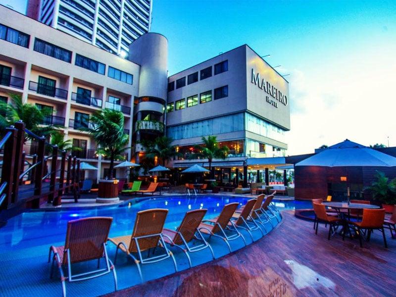 Hotel mais badalado de Fortaleza