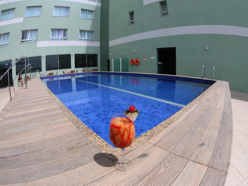 Hotéis em Salvador perto de shopping