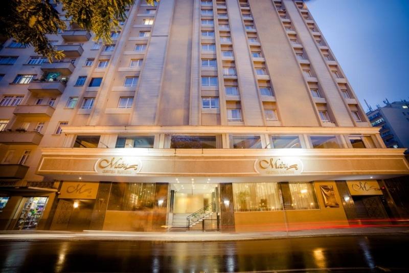 Hotéis incríveis em Curitiba