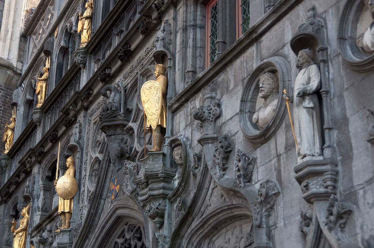 Igrejas de Bruges