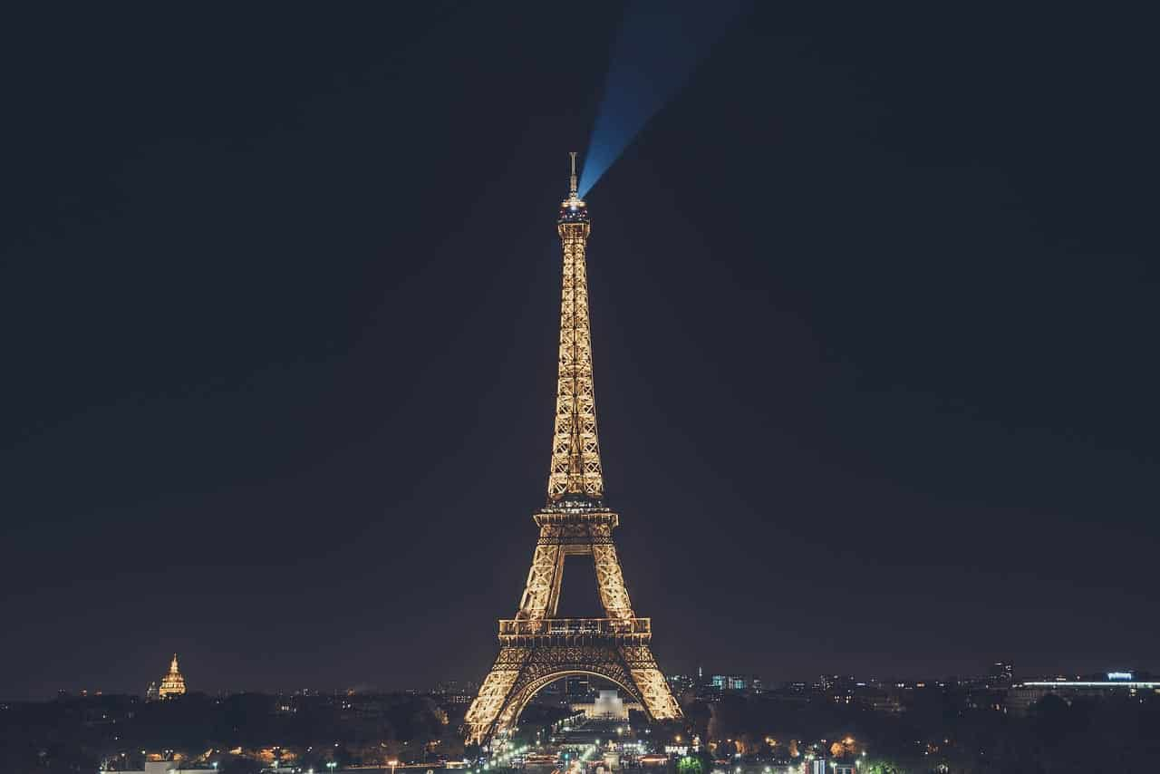 Valentine's day em Paris