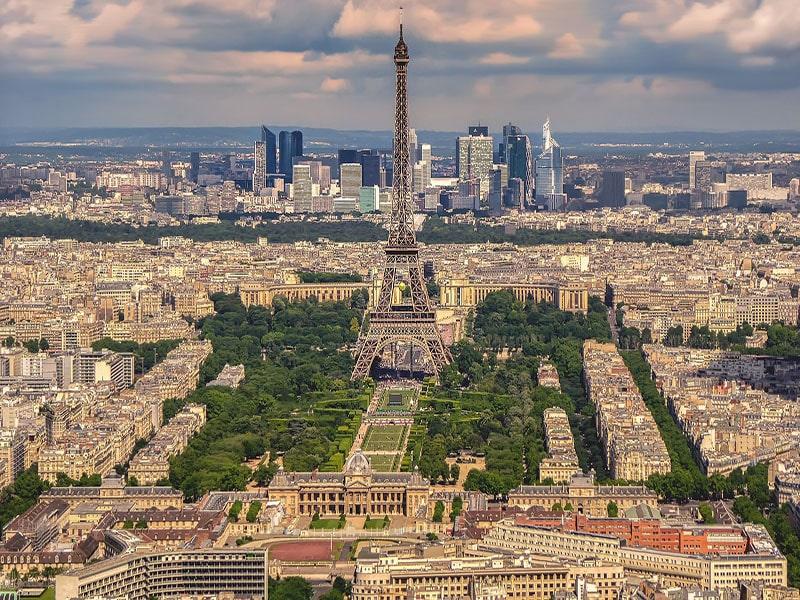 Tudo sobre Paris