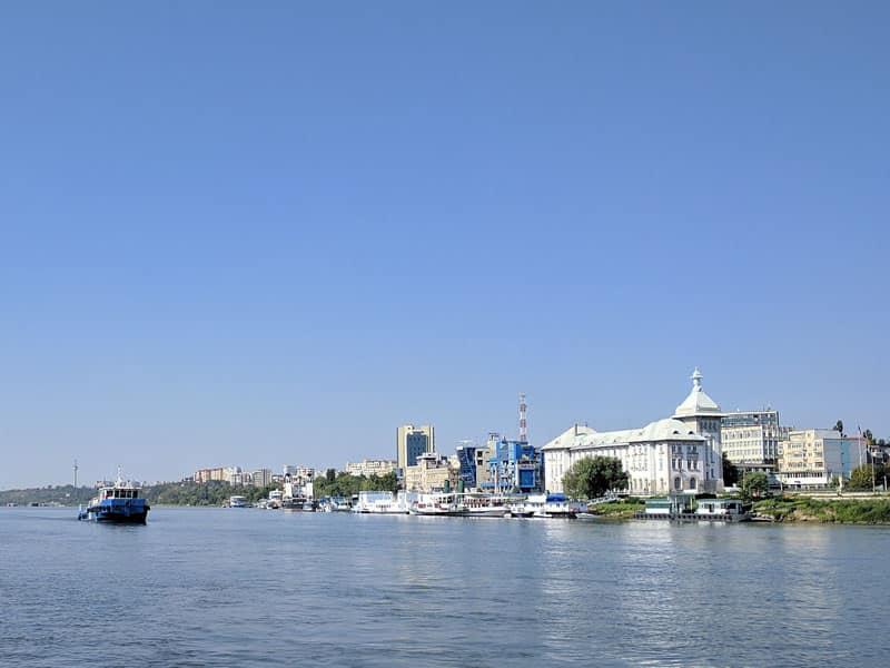 Cidades turísticas da Moldávia