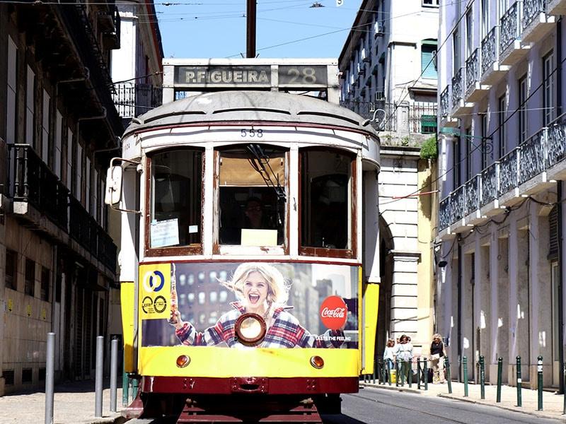 Dicas de meio de transporte em Lisboa