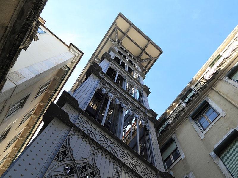 Roteiro por Lisboa, Portugal