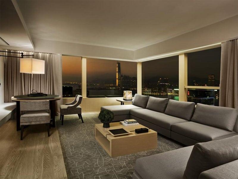 Qual o melhor hotel de luxo da China